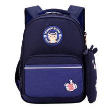 8c5193272dd0 New Children Schoolbags for Boys Girls Primary School Book Bag Sac Enfant  Children School Bags Kids Orthopedic Backpack