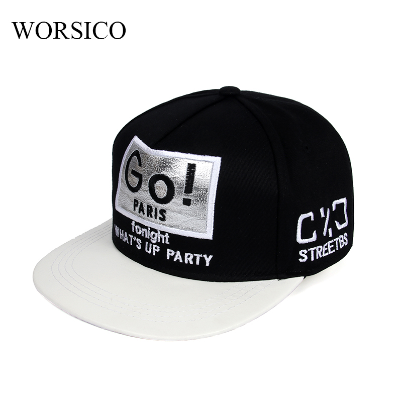 [WORSICO] 2017 New Men Snapback Baseball Cap casquette de marque gorras planas Hip Hop Snapback Caps Hats For Men Hat baseball cap men snapback casquette brand bone golf 2016 caps hats for men women sun hat visors gorras planas baseball snapback