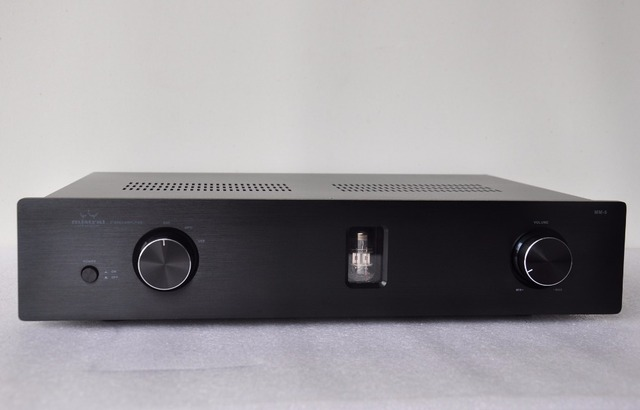 Mistral MM-6 80Wx2 Hybrid Integrated Power Tube Amplifier with Pre Out & USB DAC