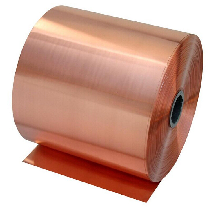 цена на 0.4mm x 200mm Red Copper foil strip copper sheet plate skin 99.9% high purity DIY material
