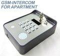 400 usuários GSM SMS Aparment Escritório Porta de Entrada Fechadura Da Porta de Controle de Acesso Ao Edifício Interfone Telefone Sem Fio Discagem Sistema de Portão