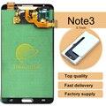 5 шт. Для Samsung Galaxy Note 3 N900 N9005 N900A N900V ЖК-Дисплей и Сенсорный Экран Digitizer Ассамблея бесплатная доставка