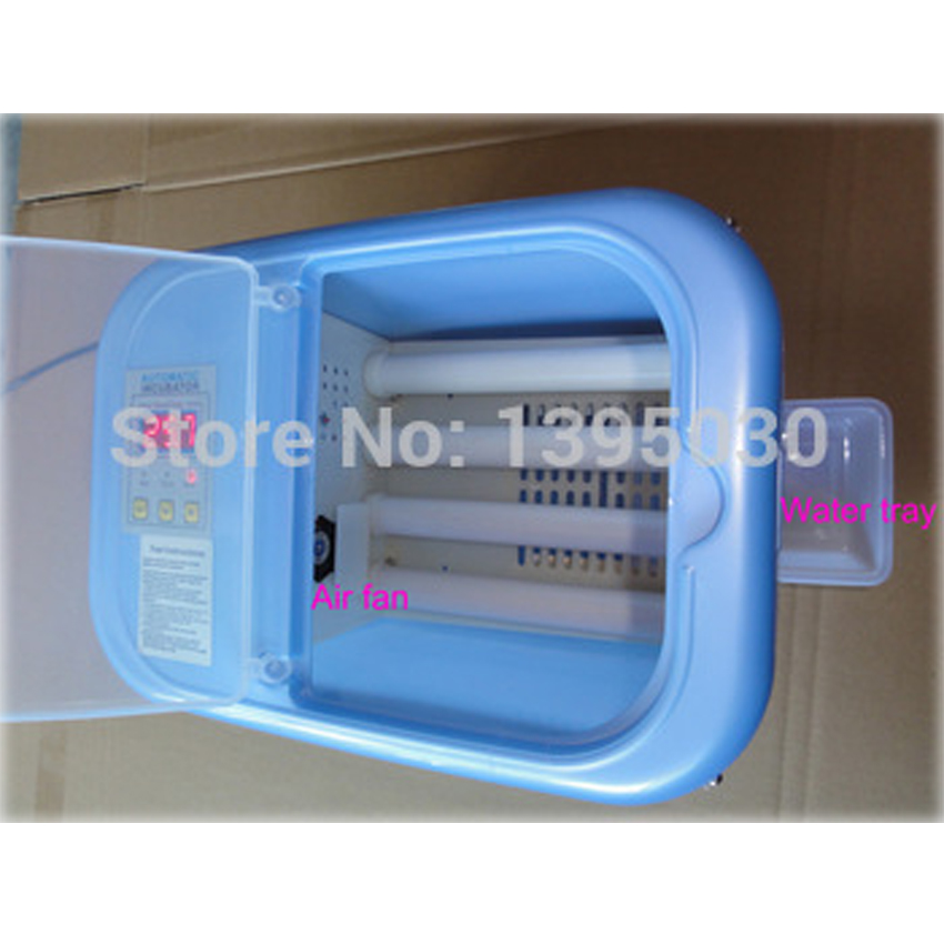 High Quality 9PCS Mini Egg Incubator Automatic Poultry Hatcher Machine