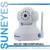Suneyes p2p sp-tm01ewp 720 p hd megapixel cámara ip inalámbrica pan/tilt con dos vías de audio tf ranura de la tarjeta sd micro libre APP