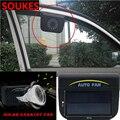 Лобовое стекло автомобиля солнечный вентилятор Радиатор кулер для Ford Focus 2 3 VW Passat B6 B5 B7 B8 Touran Toyota Avensis Mazda 3 6 CX-5