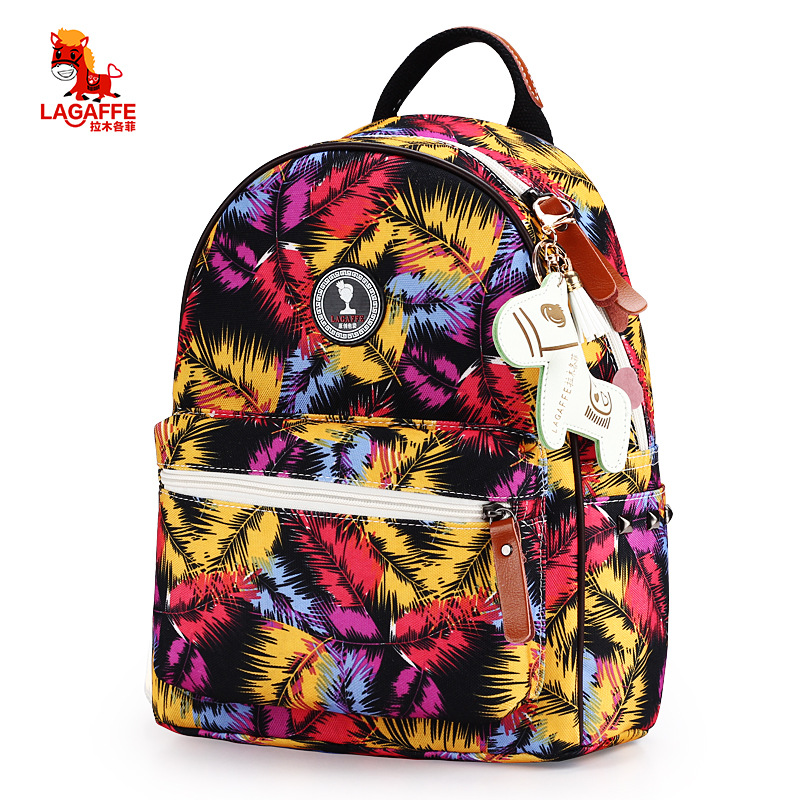 LAGAFFE 2017 New Multifunctional Mummy Backpack Nappy Bag Baby Diaper Bags Mommy Maternity Bag Babies Care Product