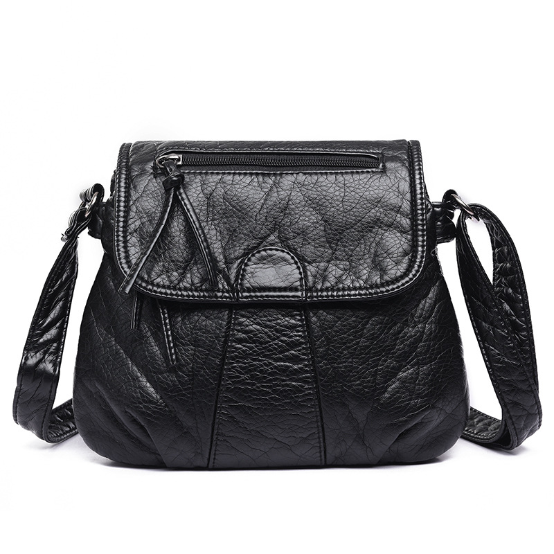 Designer Women Messenger Bags Crossbody Soft Flap PU Leather Shoulder Bag Fashion Ladies Women Bags Handbags Clutch Sac a Main glitter sequins women pu chain handbags messenger crossbody bags party shoulder sling bags fashion girls shinning clutch bags