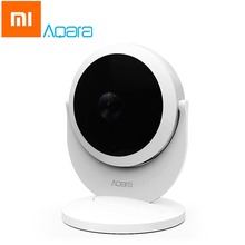 Original Xiaomi Aqara 1080P Full HD IP Camera Mijia Smart Remote Control Home Security Linkage Alarm Gateway Version FOV Camera