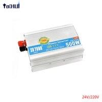 Xuyuan 2000W Car Inverter Inverter 12V 24V To 110V 220V 500W Power Supply Switch Universal Plug