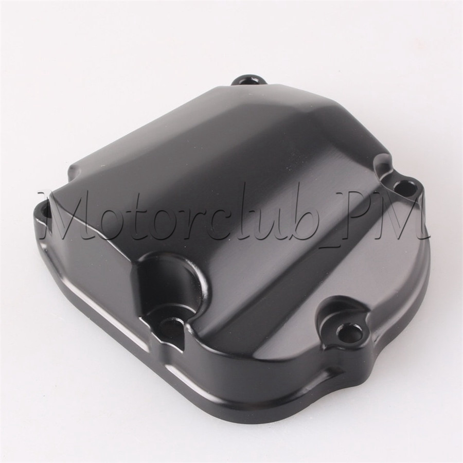 Motorcycle Engine Stator Crank Case Cover For Kawasaki Z1000 2007 2008 2009  Black High Quality