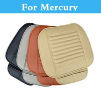 Car Seat Cushion Wear Resistant Leather Single Comfortable Cover For Mercury Mountaineer Sable Metrocab Metrocab