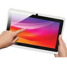 Yuntab 7 «планшета Allwinner A33 Quad Core Android 4.4 Tablet 8 ГБ Двойная камера Wi-Fi приложений Google Play 5 цветов с Bluetooth