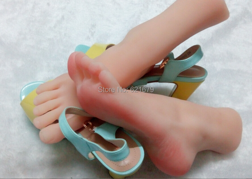 font b Doll b font silicone silicone feet font b sex b font toy foot