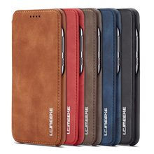 Case For HuaWei P20 P20 lite P20 pro Nova 3e card slot flip cover Leather Wallet Case(China)