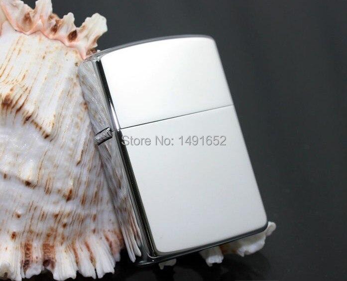 Hochwertige Marke Feuerzeuge Metall nachfüllbar Öl winddicht - Haushaltswaren - Foto 1
