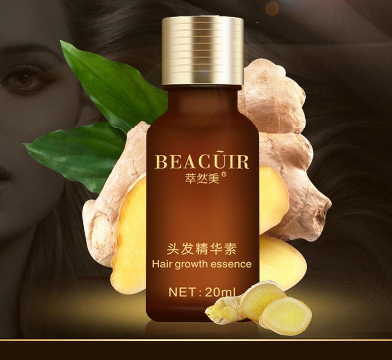 Натуральное масло для волос против сухости
