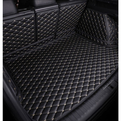 Niestandardowe mata bagażnika samochodowego dla mitsubishi pajero sport outlander xl 2018 akcesoria samochodowe mata do bagażnika Liner mata do bagażnika podkładka podłogowa