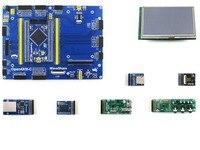 Запчасти STM32 развитию stm32f429igt6 stm32f429 ARM Cortex M4 STM32 доска + 7 модуль Наборы = open429i c пакет