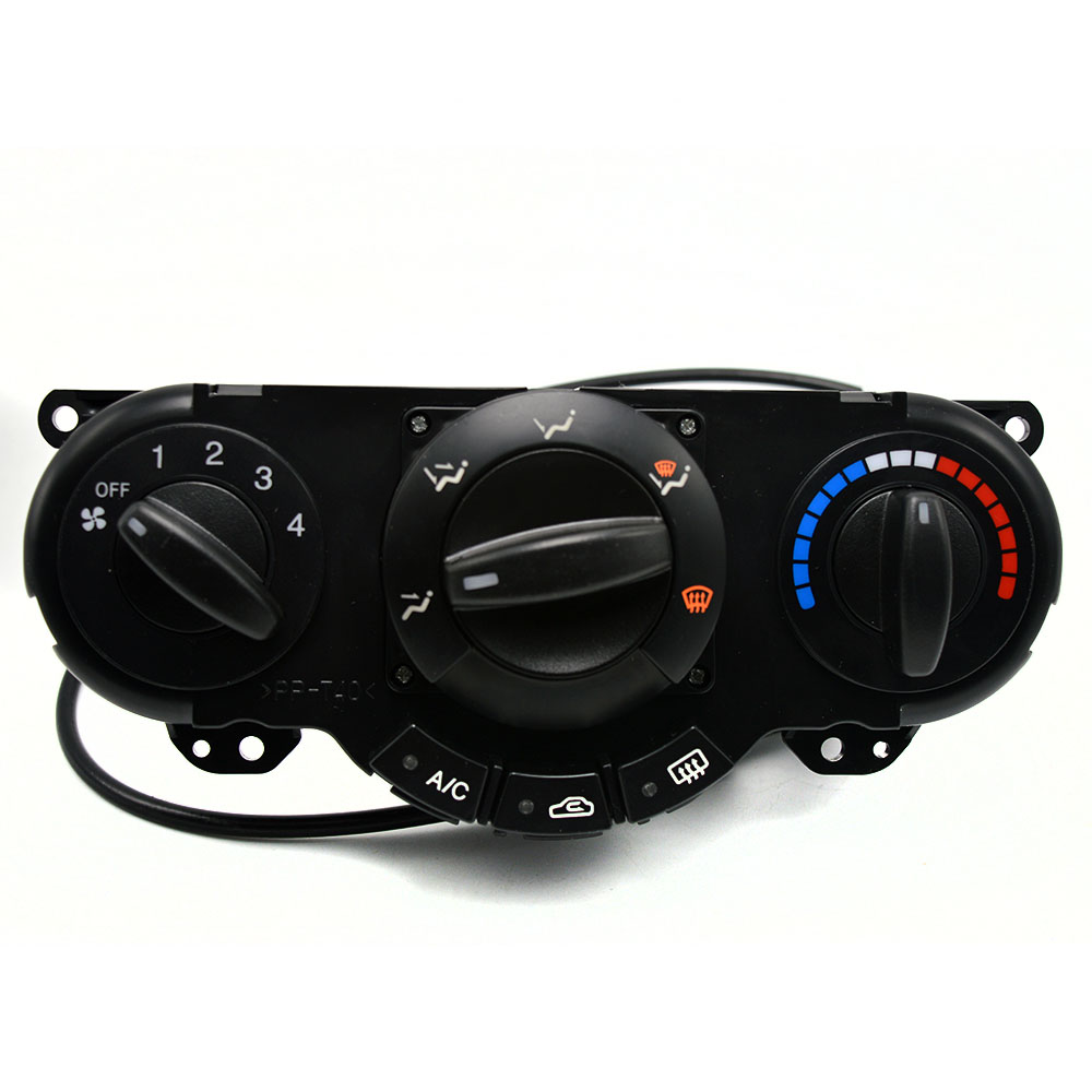High quality Air AC Heater Panel Climate Control Assy For Wagon HRV Lacetti Optra Nubira Daewoo 96615408