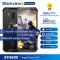 Blackview BV9600 прочный водонепроницаемый Helio P70 Global 4G мобильный телефон 6,21