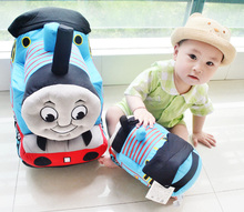 Thomas plush 20cm high quality  small musical christ plush toy thomas the train stuffed birthday gift christmas 1pcs
