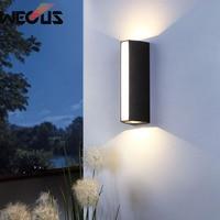 LED outdoor lighting modern creative waterproof wall light balcony residential buitenverlichting villa restaurant bra lamp
