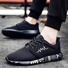 2019 New Sport Running Shoes Men Couple Casual Shoes Men Flats Outdoor Sneakers Mesh Breathable Walking Footwear Sport Trainers все цены