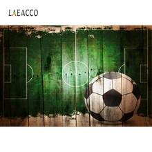 Dark Hardwood Soccer Football Filed Baby Party Portrait Grunge Photo Backdrops Photography Backgrounds Photocall Studio