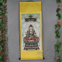 Exquisite Chinese Antique collection Imitation ancient Bodhisattva Picture No.14