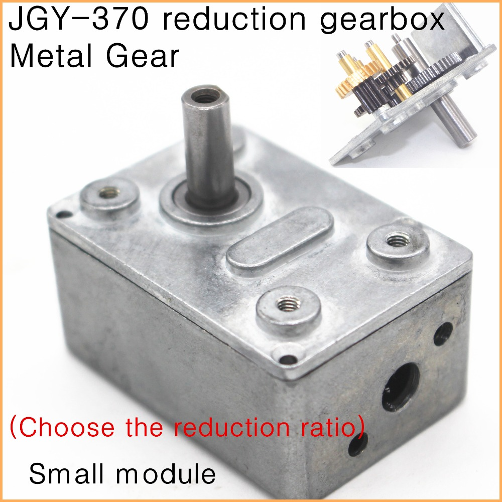 jgy 370 turbine worm gear motor gearbox reduction gearbox
