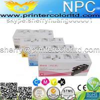 4 X Compatible for Dell C1660w, C1660, 1660, 1660w color toner cartridge, toner cartridge, toner, color toner (4 pcs/Lot)