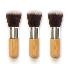 3 Pcs/Set Bamboo Handle Brush Set Multifunctional Home Use Vents Soft Detailing Tools For Cleaning Car Washing Portable #724