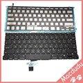 """A Estrenar 13.3 """"Para Macbook Pro Retina A1502 ME864 ME865 Mediados De 2013 años EE. UU. teclado con luz de fondo"""
