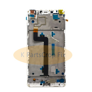 Image 4 - 6.9XIAOMI Mi Max 3 LCD Display Touch Screen Digitizer Assembly Replacement Screen for Mi Max LCD Display with Frame