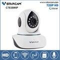 VStarcam C7838WIP HD 720 P Wi-Fi Ip-камера Купольная Инфракрасная Беспроводная ONVIF Камеры Видеонаблюдения Поддержка 128 ГБ TF карты