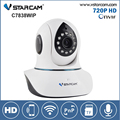 VStarcam C7838WIP HD 720P Wifi IP Camera Indoor Dome Infrared Wireless ONVIF Security CCTV Camera Support 128GB TF Card
