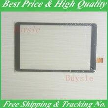 Negro Nuevo Para HSCTP-787-10.1-V0 10.1 Pulgadas de Panel de Pantalla Táctil Digitalizador Del Sensor de Reemplazo de la Reparación Piezas HSCTP-787-10.1
