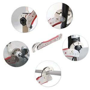 Image 5 - Kalaidun Verstelbare Moersleutel Multitul 9 45 Mm Koppel Ratchet Socket Universele Sleutel Magic Spanner Key Sets Reparatie Handgereedschap voor Thuis