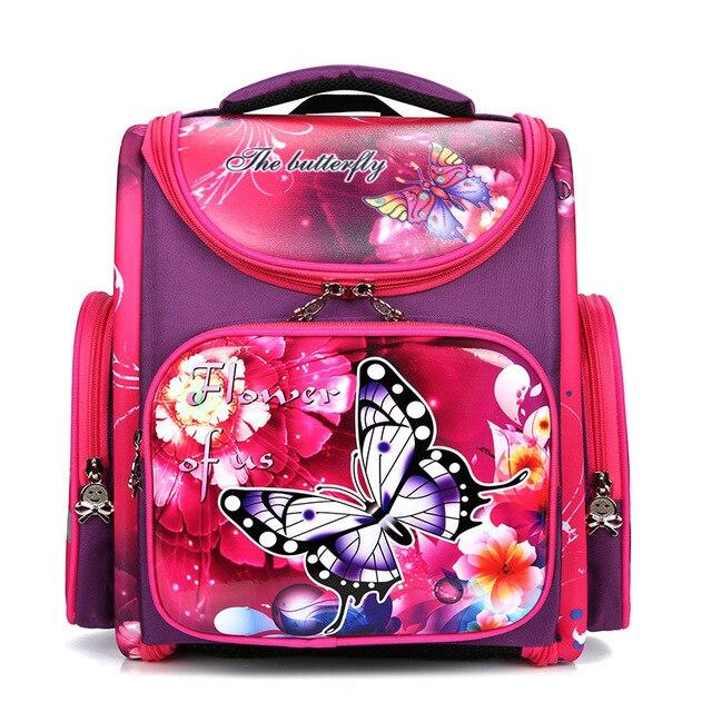 New Arrival Cartoon School Backpack Children School Bags For Girls Boys  Orthopedic Backpacks Kids Satchel Waterproof bde4e819a5