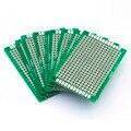 86036 Бесплатная доставка 10 шт. Double Side Прототип diy PCB Универсальный Печатные Платы 4 х 6 см Горячая продажа