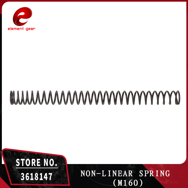 Element Non-linear M160 AEG Upgrade Spring For Airsoft Marui G&P G&G ICS