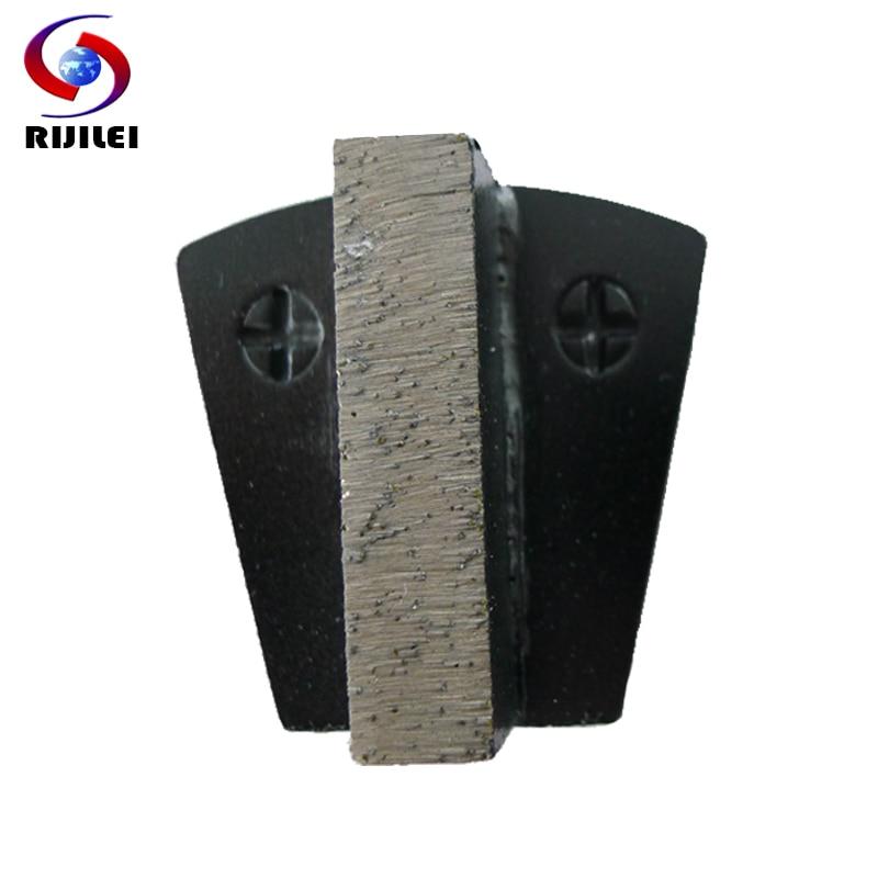 RIJILEI 30 PCS Trapézový kovový diamantový kotouč pro broušení - Elektrické nářadí - Fotografie 2