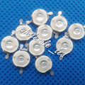 10pcs/lot 1W 3W High Power UV Ultraviolet 365nm 375 395nm 400nm 410nm 420nm LED Lamp Bulb Light