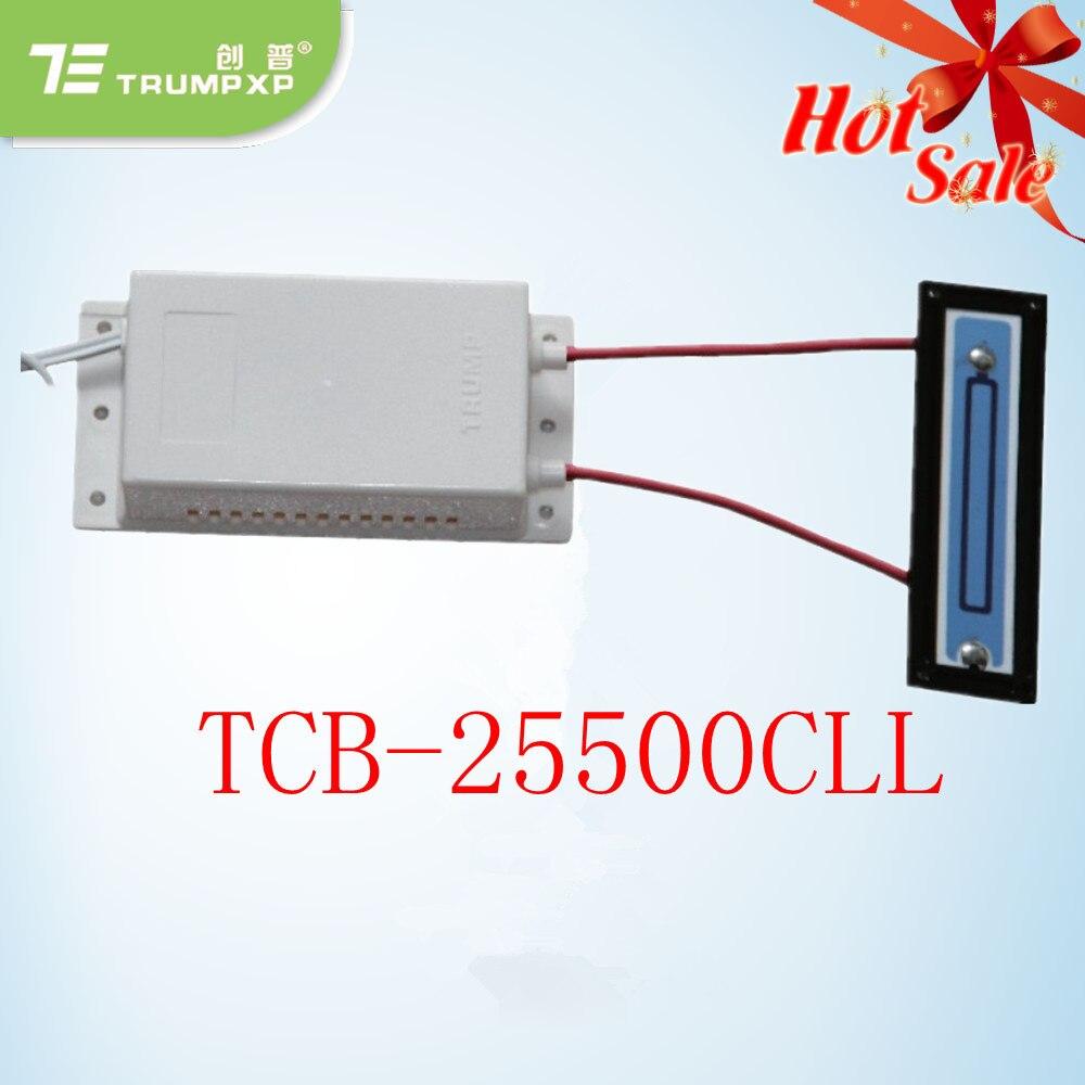 1 шт. заводская цена CD керамический озонатор очистители воздуха генератор озона TCB-25500CLL (W)