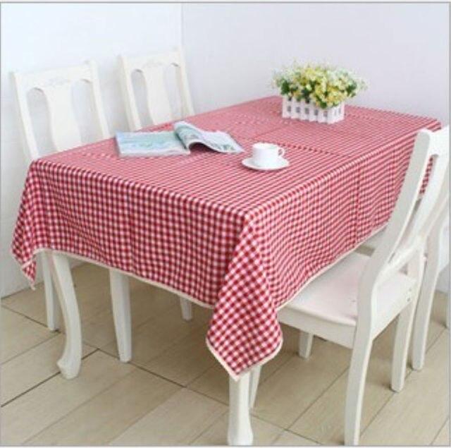 Lino Tovaglie Tovaglia Sul Tavolo Da Pranzo Decorazione di Nozze ...