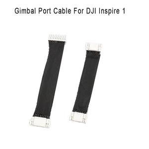 Image 2 - سريع التركيب Gimbal ميناء كابل قطع الغيار الأصلية 17 ل DJI إلهام 1 الطائرة بدون طيار