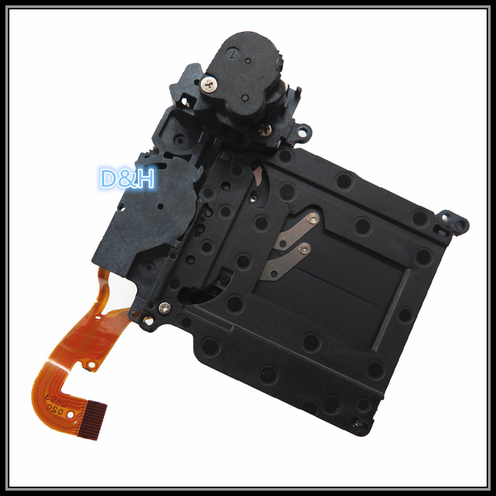 100% Original Shutter Assembly Group  For CANON EOS 1000D / EOS Rebel XS / Kiss F DSLR Digital Camera Repair Part