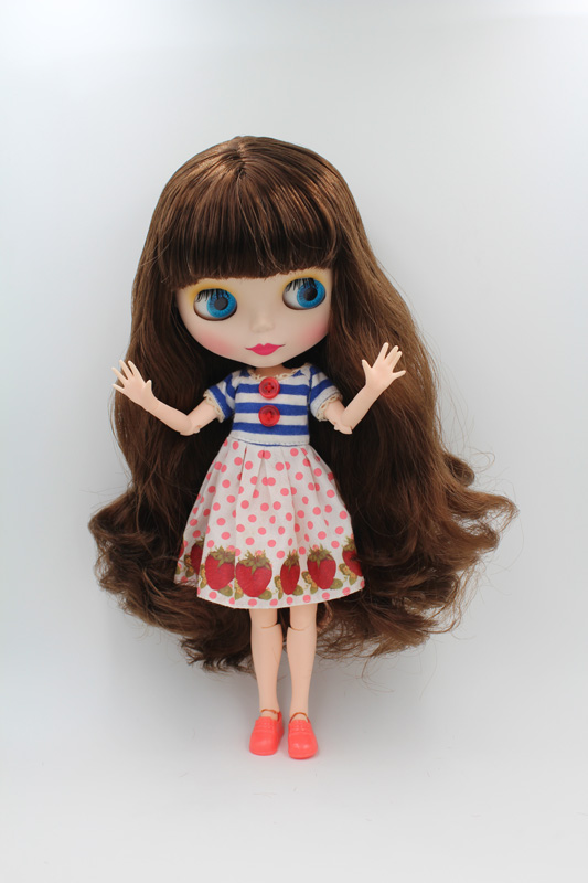 Free Shipping Top discount DIY joint Nude Blyth Doll item NO. 248MJ Doll matt face limited gift special price cheap offer toy free shipping top discount 4 colors big eyes diy nude blyth doll item no 99 doll limited gift special price cheap offer toy