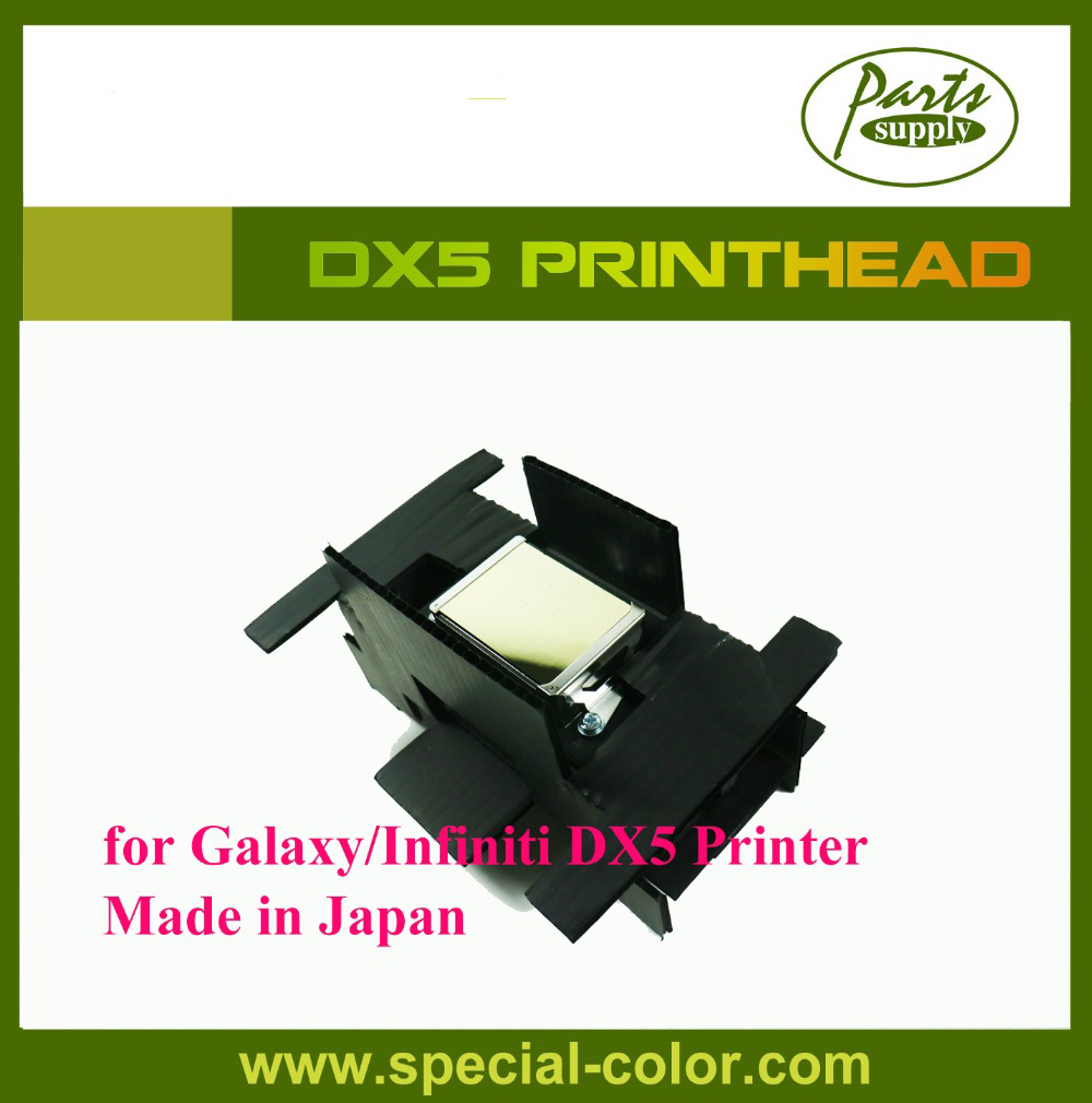 Made in Japan Galaxy/Infiniti Dx5 Solvent Printer DX5 Printhead original dx5 printer head made in japan with best price have in stock for sale