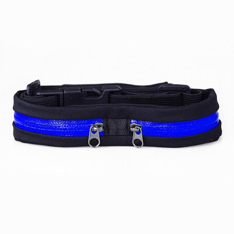 Unisex Women Waist Bag Waterproof Mobile Phone Holder Jogging Belt Running Bag Women Fanny Pack Bag Lady Wallet Bag